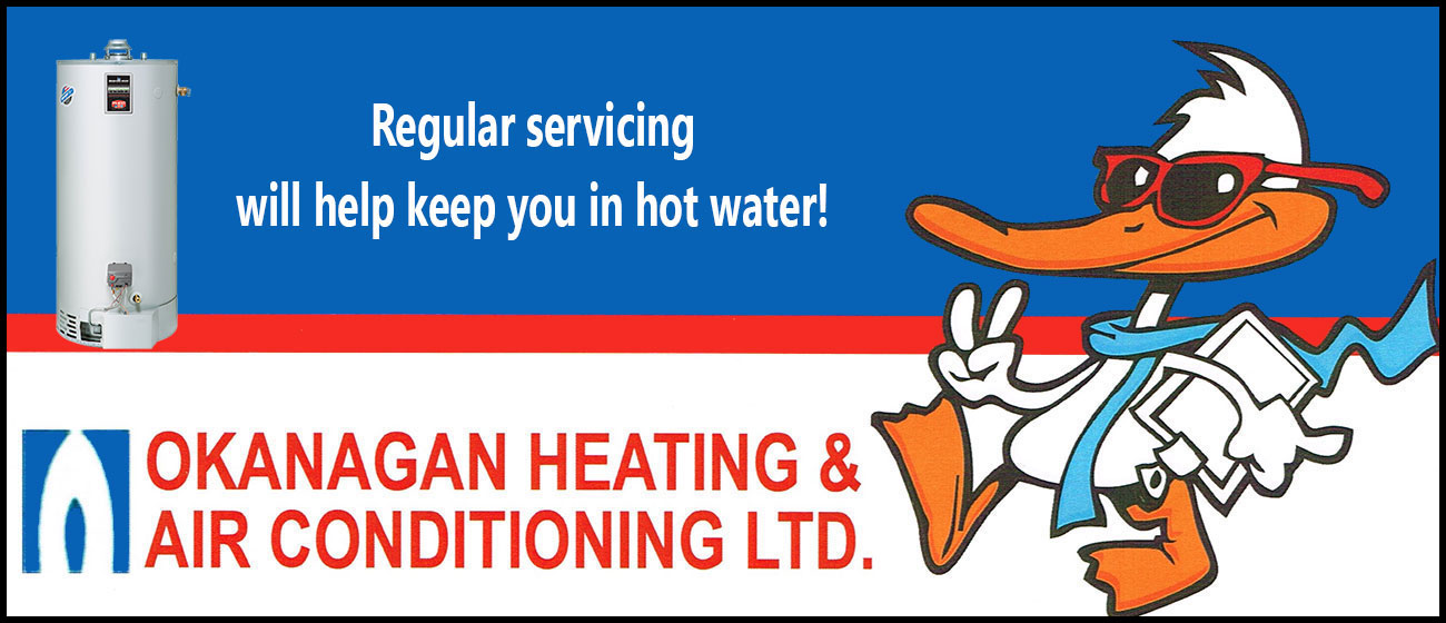 Okanagan Heating and Air Conditioning Ltd, serving Kelowna and the ...